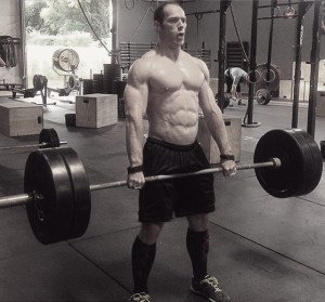 Joe Peek - Deadlift