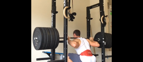 Hatch Squat Program - A Review - Jacked & Strong