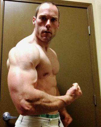 Joe Peek-Big A*$ Arm