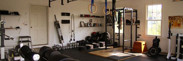 Gym in garage ideas equipment u life club