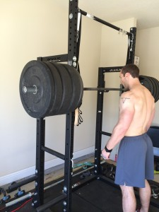 Stacked Barbell-Confidence